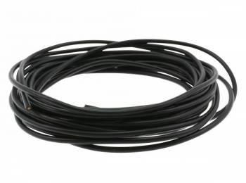 Motoforce -sähköjohto 1.25mm x  5m, musta