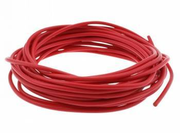 Motoforce -sähköjohto 1.25mm x  5m, punainen