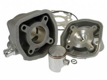 Motoforce ALU -sylinterisarja 50cc, Derbi Senda -05 (vesi)