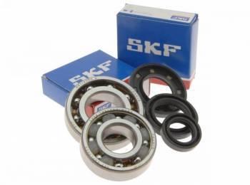 Motoforce SKF -runkolaakerisarja, Suzuki/Italjet