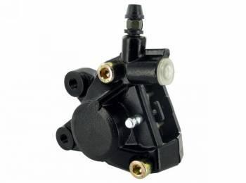 Motoforce -jarrusatula, Yamaha Aerox, etu (musta)