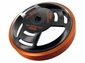 Motoforce Racing -kytkinkello 107mm, Piaggio/Gilera