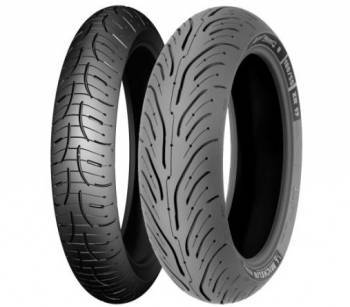Michelin Pilot Road 4 Front 120/70ZR17 (58w)