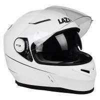 Lazer Bayamo -kypärä, valkoinen