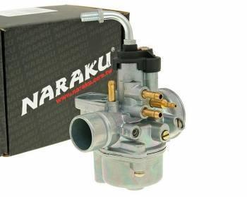 Naraku -kaasutin, PHVA 17.5mm