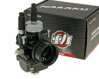 Naraku Black Edition -kaasutin, PHBG DS 21.0mm