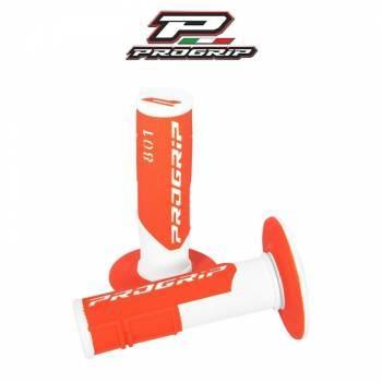 ProGrip 801 -kahvakumit, valkoinen/oranssi