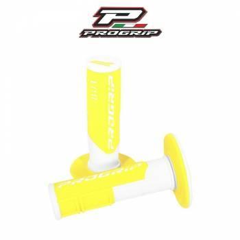 ProGrip 801 -kahvakumit, valkoinen/keltainen