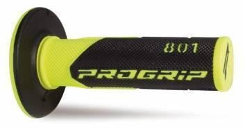 ProGrip 801 -kahvakumit, keltainen/musta