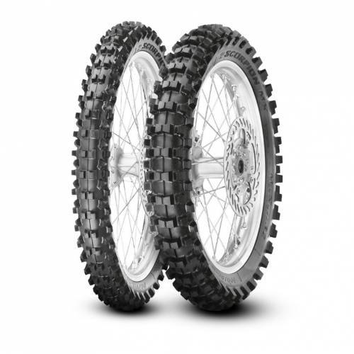Pirelli Scorpion MX32 Mid Soft Rear 120/80-19 (63m) TT