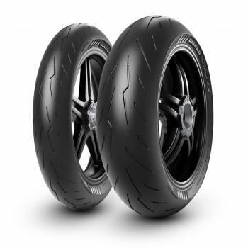Pirelli Diablo Rosso 4 Rear 180/55ZR17 (73w)