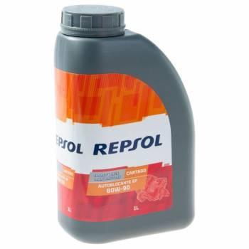 Repsol Cartago Autoblocante EP, 80W-90, 1L