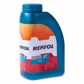 Repsol Nautico Tech, 2T-öljy, 1L