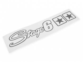 Stage6 -tarra, 25x4.5cm, hopea