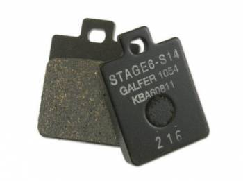 Stage6 Sport -jarrupalat, Piaggio Zip (S14)
