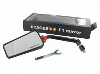 Stage6 -yleispeili, F1 vasen, M8, musta