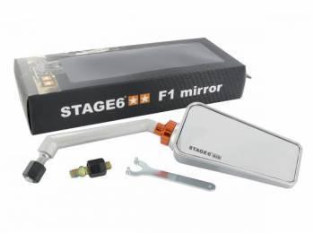 Stage6 -yleispeili, F1 oikea, M8, alumiini
