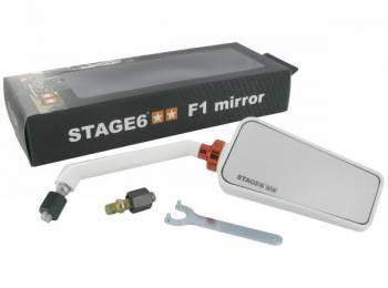 Stage6 -yleispeili, F1 oikea, M8, valkoinen