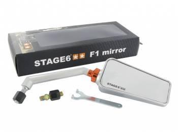 Stage6 -yleispeili, F1 oikea, M10, alumiini