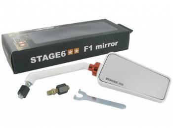 Stage6 -yleispeili, F1 oikea, M10, valkoinen