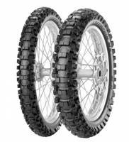 Pirelli Scorpion MX MidHard 554 Rear 110/85-19 NHS