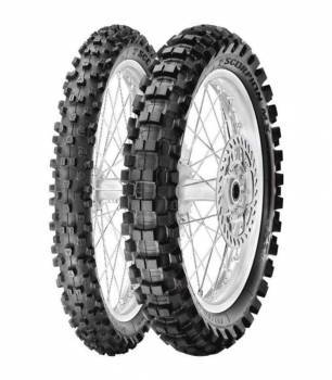 Pirelli Scorpion MX Extra J Rear 110/90-17 (60m) NHS