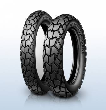 Michelin Sirac Rear 110/80-18 (58r) TT