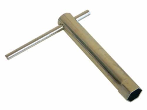Buzzetti -tulppa-avain 16mm, pitkä