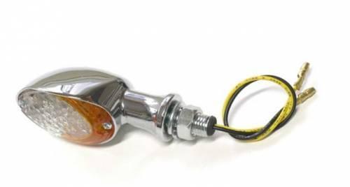 Minivilkkupari, LED, Custom Oval