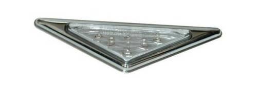 Katevilkkupari, LED, kolmio